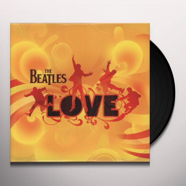 The Beatles LOVE Vinyl Record