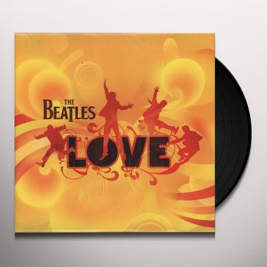 The Beatles LOVE Vinyl Record - Canada Import