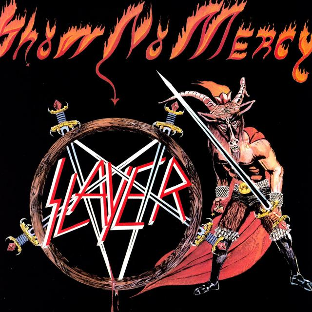 Slayer SHOW NO MERCY Vinyl Record