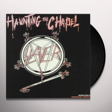Slayer HAUNTING THE CHAPEL Vinyl Record