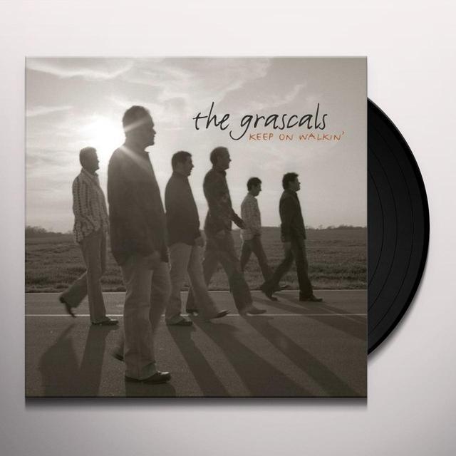 Grascals KEEP ON WALKIN Vinyl Record