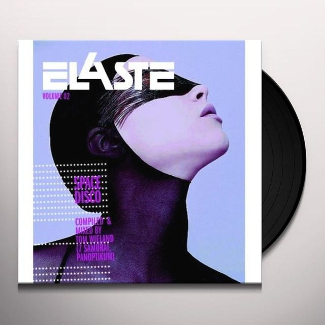 ELASTE 2: SPACE DISCO / VARIOUS Vinyl Record