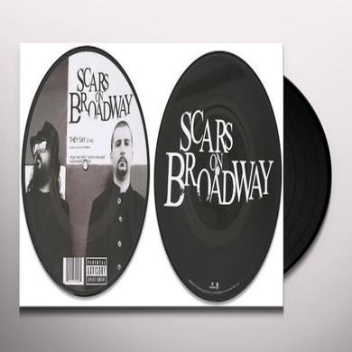 Scars On Broadway THEY SAY Vinyl Record