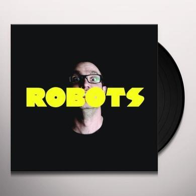 Luke Solomon ROBOTS Vinyl Record
