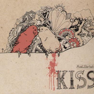 Axel Bartsch KISS Vinyl Record