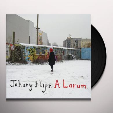 Johnny Flynn LARUM Vinyl Record