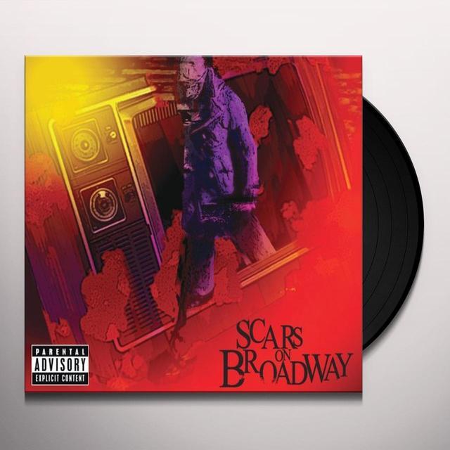 SCARS ON BROADWAY Vinyl Record