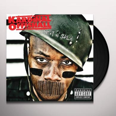 Kardinal Offishall NOT 4 SALE Vinyl Record