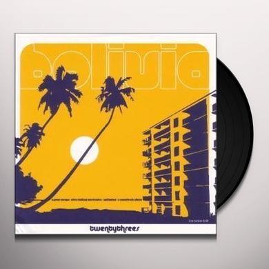 The 23s BOLIVIA Vinyl Record