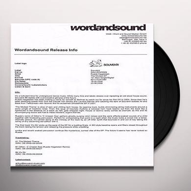 Ruede Hagelstein MODEST (EP) Vinyl Record