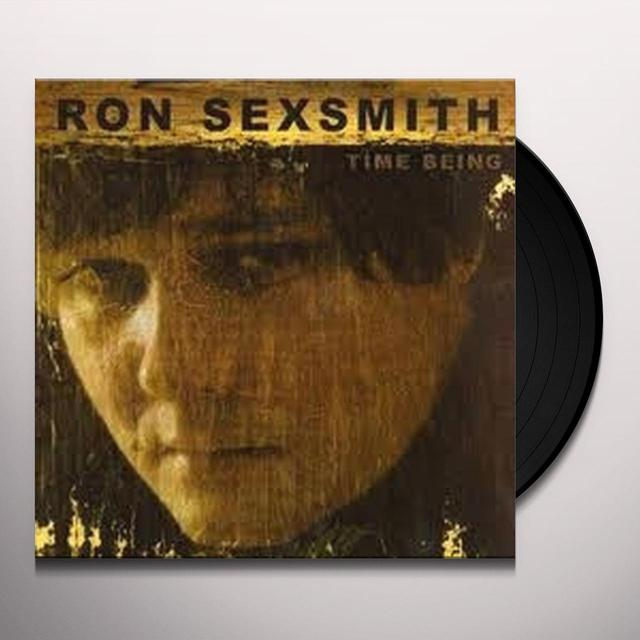Ron Sexsmith TIME BEING Vinyl Record