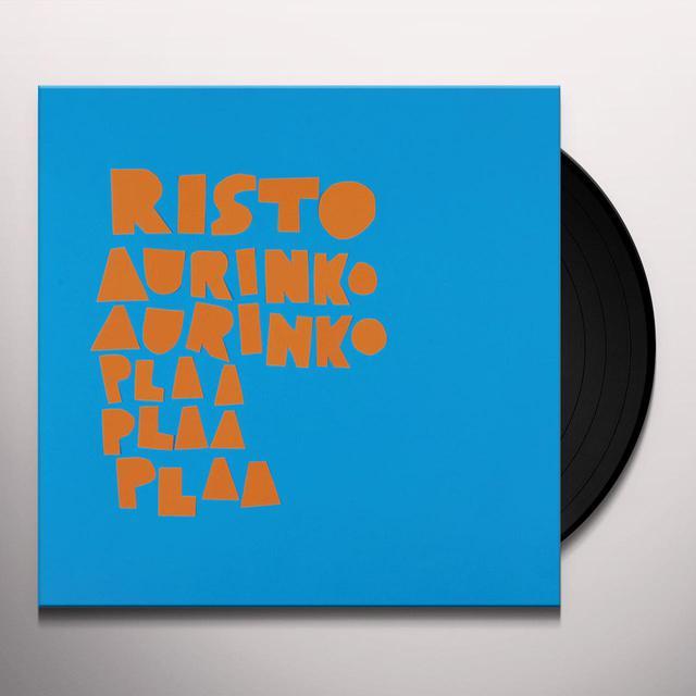 Risto AURINKO AURINKO PLAA PLAA PLAA Vinyl Record
