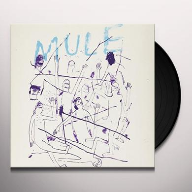 Glowing Glisses BASSQUEEN (EP) Vinyl Record