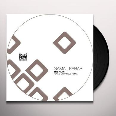 Gamal Kabar FILTH (EP) Vinyl Record