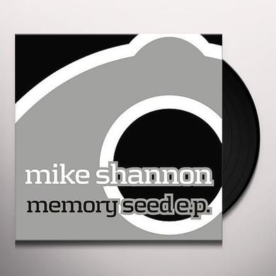 Mike Shannon MEMORY SEED (EP) Vinyl Record