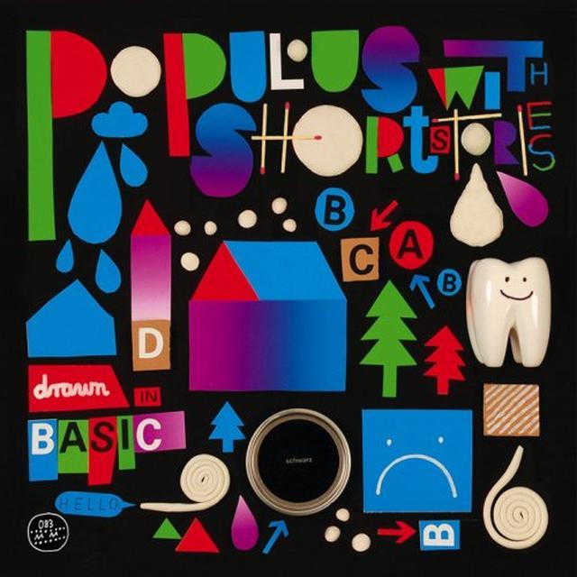 Populous / Short Stories DRAWN IN BASIC Vinyl Record