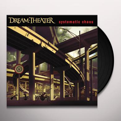 Dream Theater SYSTEMATIC CHAOS Vinyl Record