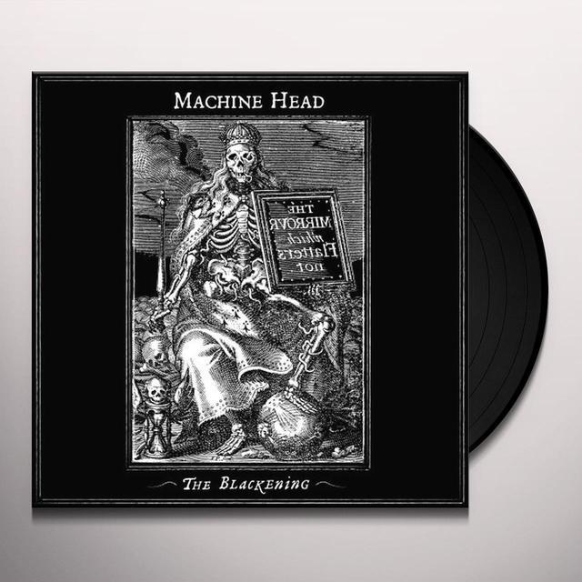 Machine Head BLACKENING Vinyl Record