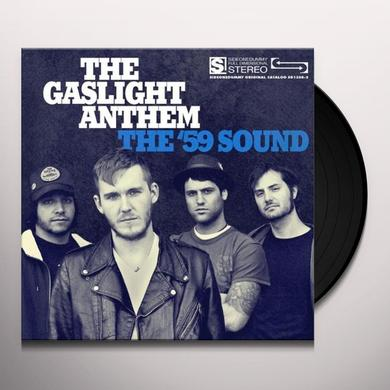 The Gaslight Anthem 59 SOUND Vinyl Record