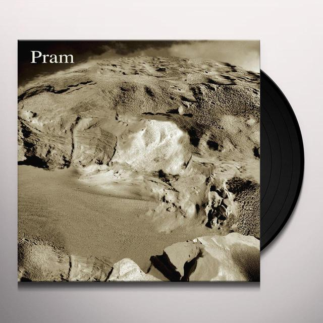 Pram MOVING FRONTIER Vinyl Record