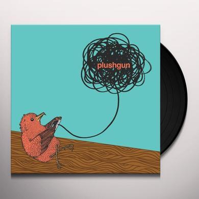 PLUSHGUN Vinyl Record