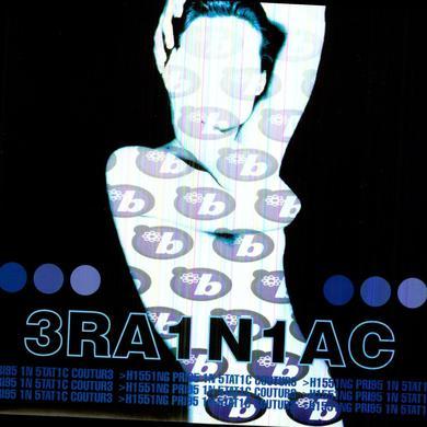 Brainiac HISSING PRIGS IN STATIC COUTURE Vinyl Record