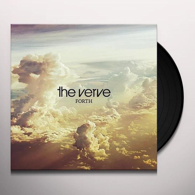 The Verve FORTH Vinyl Record - w/CD