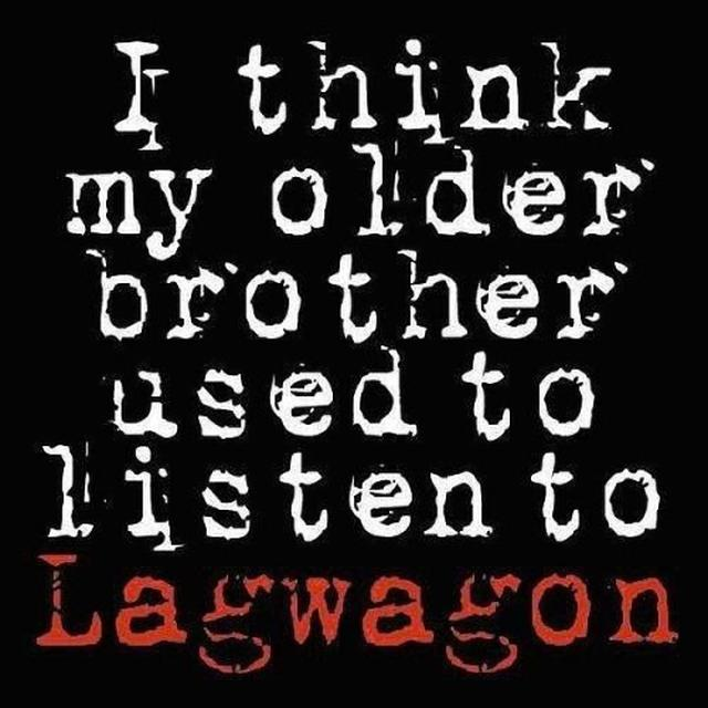 I THINK MY OLDER BROTHER LISTEN TO LAGWAGON (EP) Vinyl Record