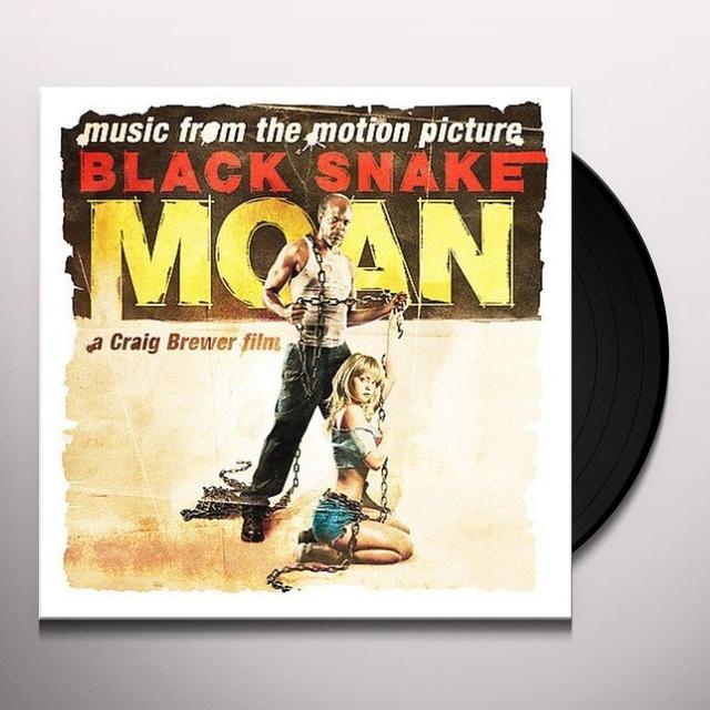 BLACK SNAKE MOAN / O.S.T. Vinyl Record