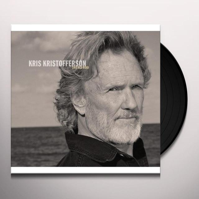 Kris Kristofferson THIS OLD ROAD Vinyl Record