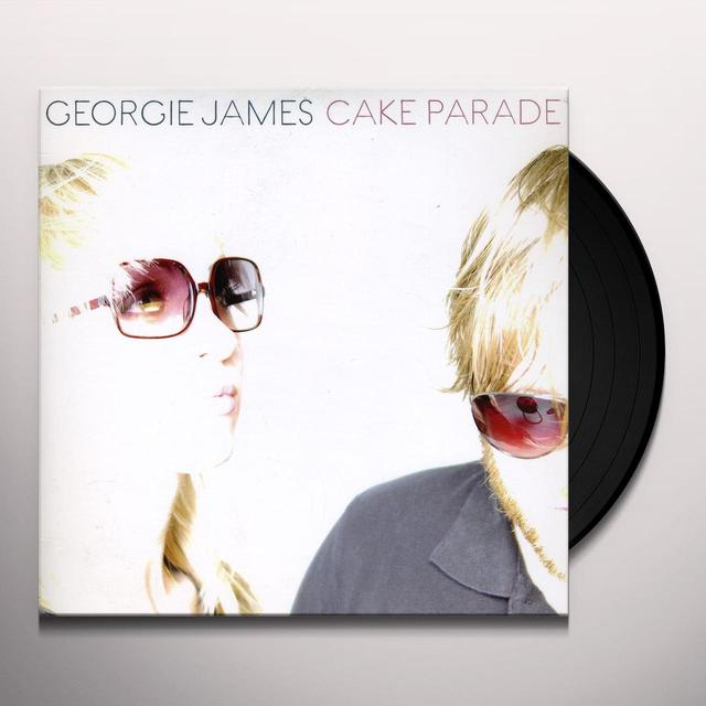 Georgie James CAKE PARADE Vinyl Record