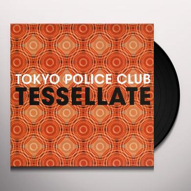 Tokyo Police Club TESSELLATE (X2) Vinyl Record