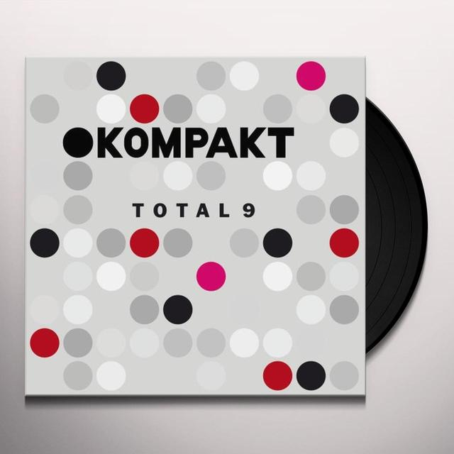 KOMPAKT TOTAL 9 / VARIOUS Vinyl Record