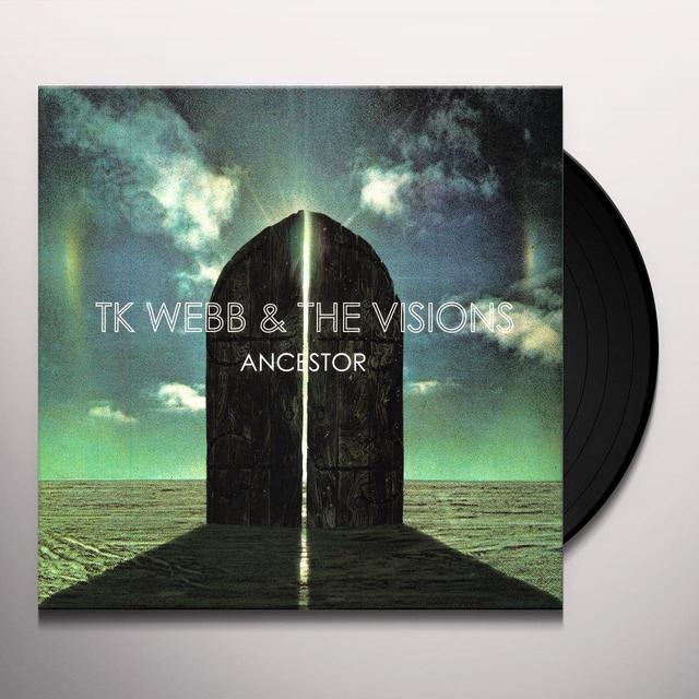 Tk Webb & Visions ANCESTOR Vinyl Record