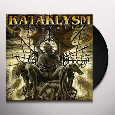 Kataklysm PREVAIL Vinyl Record - Limited Edition