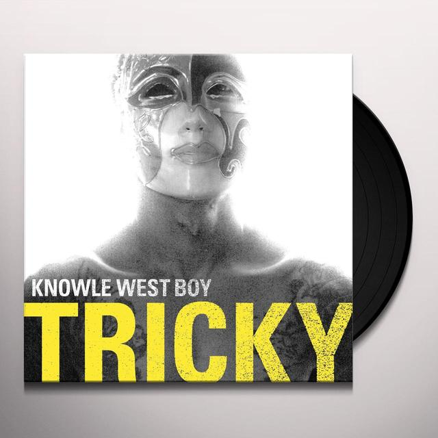 Tricky KNOWLE WEST BOY Vinyl Record