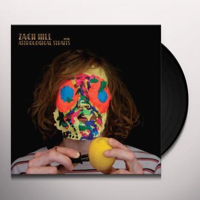 Zach Hill ASTROLOGICAL STRAITS Vinyl Record