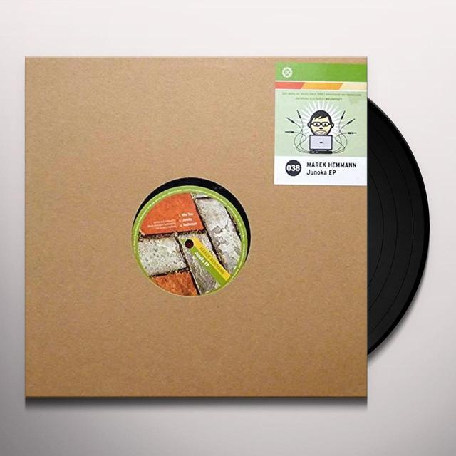 Marek Hemmann JUNOKA (EP) Vinyl Record