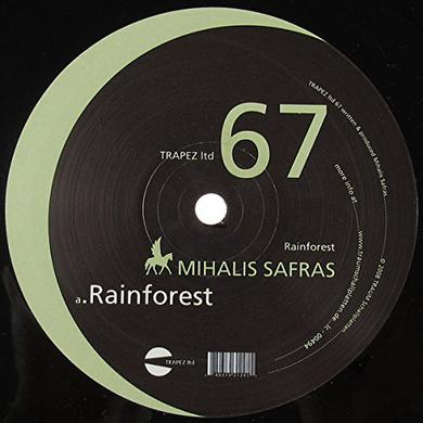 Mihalis Safras RAINFOREST Vinyl Record