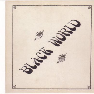 Bullwackies All Stars BLACK WORLD Vinyl Record