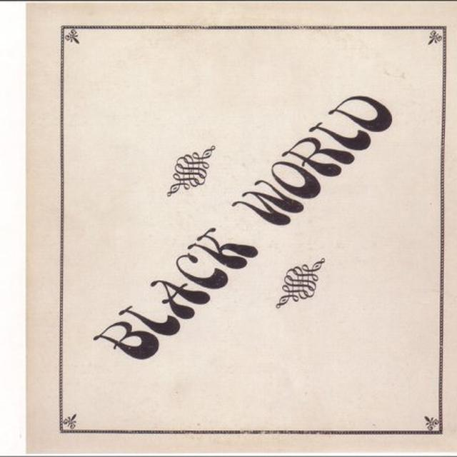 Bullwackies All Stars BLACK WORLD Vinyl Record - Reissue