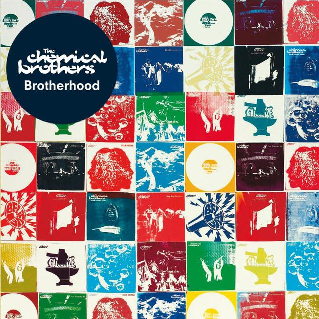 The Chemical Brothers BROTHERHOOD Vinyl Record