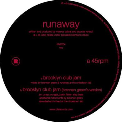 Runaway BROOKLYN CLUB JAM (Vinyl)