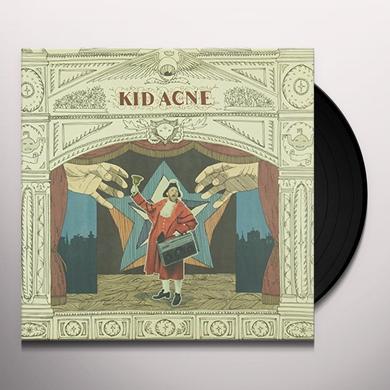 Kid Acne ROMANCE AIN'T DEAD Vinyl Record