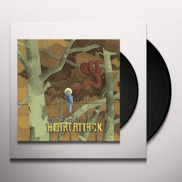 Woodhands HEART ATTACK Vinyl Record