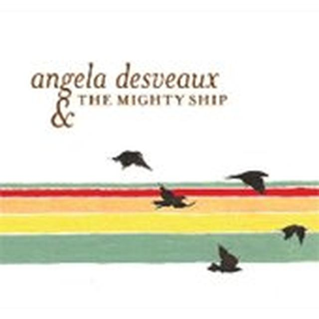 Angela Desveaux MIGHTY SHIP Vinyl Record