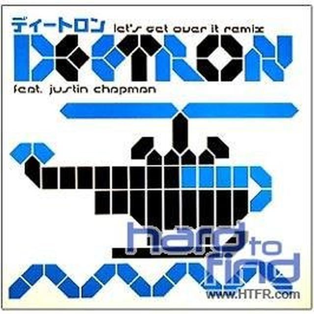 Deetron LETS GET OVER IT REMIX (EP) Vinyl Record