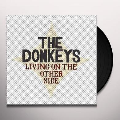 Donkeys LIVING ON THE OTHER SIDE Vinyl Record