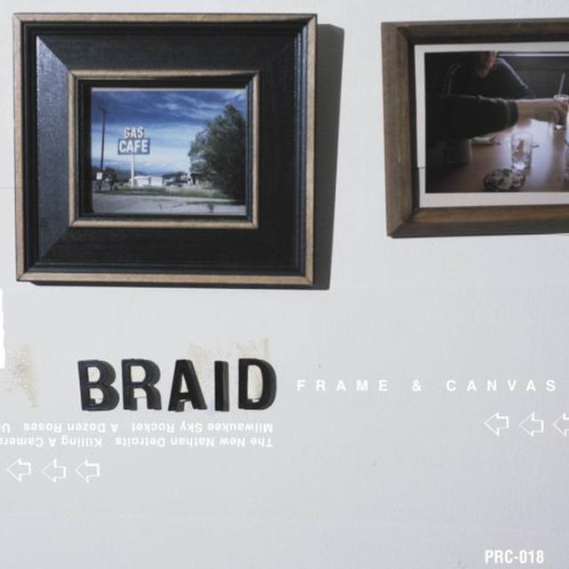 Braid FRAME & CANVAS Vinyl Record