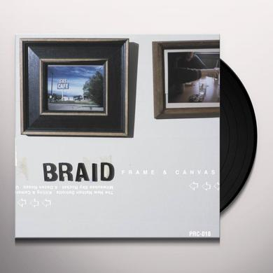 Braid FRAME & CANVAS Vinyl Record - 180 Gram Pressing